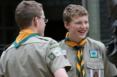 Scouts: 11-15 Year Olds!