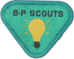 Wolf Cub Scientist Badge