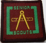 The Senior Scout Map Maker Badge
