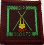 The Senior Scout Master Cook Badge