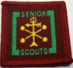 The Senior Scout Meteroligist Badge