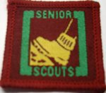 The Senior Scout Mountaineer BAdge