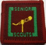The Senior Scout Orator Badge