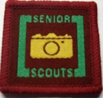 The Senior Scout Photographer Badge