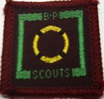 The Senior Scout Rescuer Badge