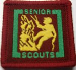 The Senior Scout Rock Climber Badge